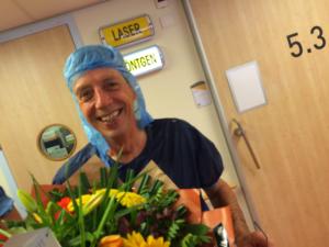 Neurochirurg Frits de Beer neemt afscheid